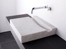 30 außergewöhnliche Designer Waschbecken geben dem ...
