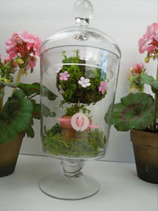 Blumen Dekoration In H 252 Bschen Glasschalen Selber Machen