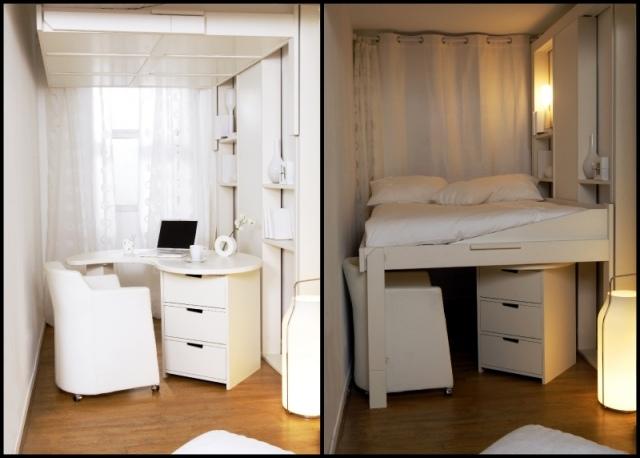 Hochbetten Fr Erwachsene Gute Idee Fr Kleine Wohnung