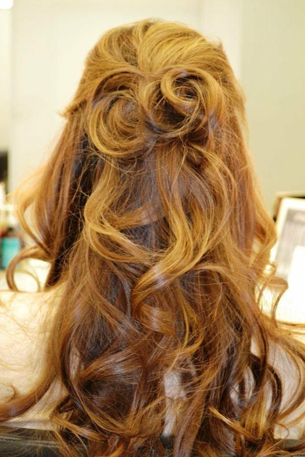 DIY Haarfrisur Fr Die Braut Die Brautjungfer Oder Den Gast