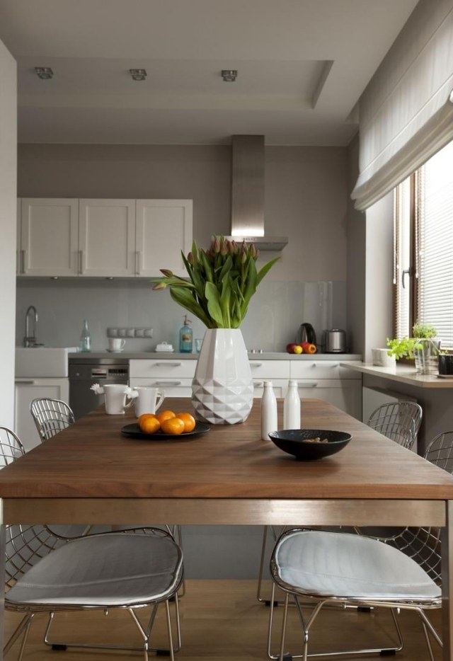 Dunkelbraune Küche Welche Wandfarbe - Drawing Apem