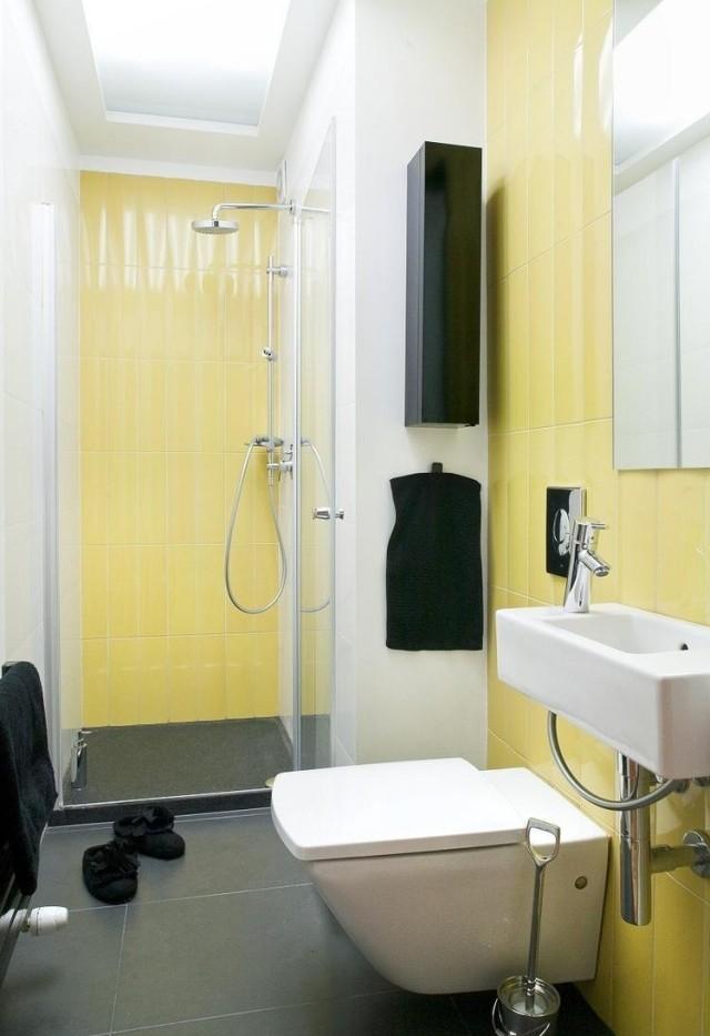 Yellow Tile Bathroom Paint Colors