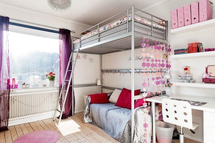 Etagenbett Metall Mit Couch : Hochbett mit schlafsofa stunning etagenbett sofa due with