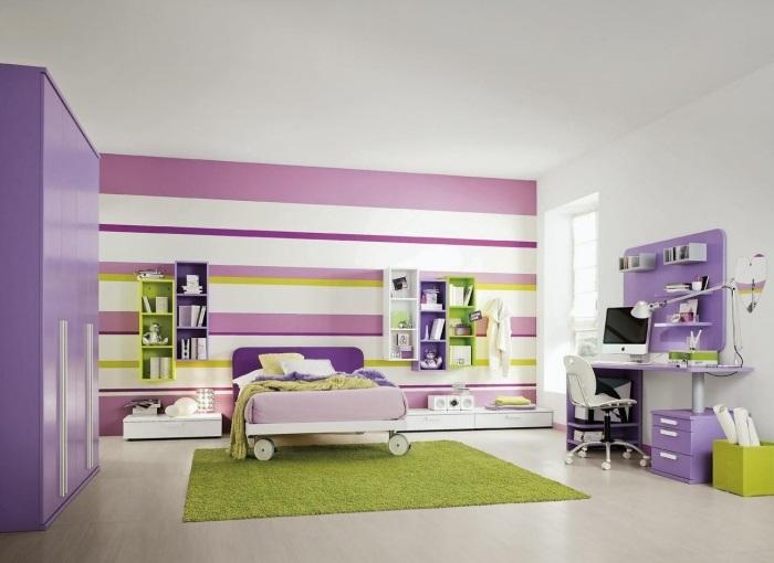 Kinderzimmer Streichen Beispiele U2013 Tolle Ideen Für Die Wandgestaltung