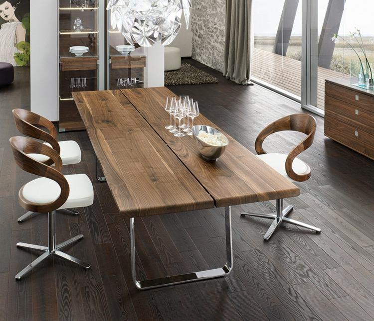 Esstisch Mit Sthlen 25 Esszimmermbel Aus Holz