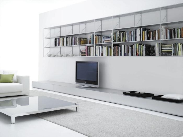 Ein TV Lowboard Sorgt Fr Modernes Flair Im Wohnzimmer