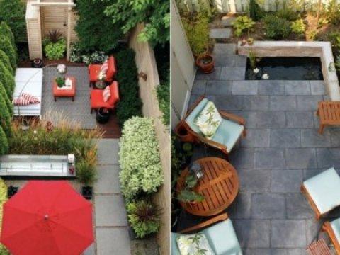 gartengestaltung ideen kleine gärten gartengestaltung für kleine gärten - ideen, bilder, beispiele