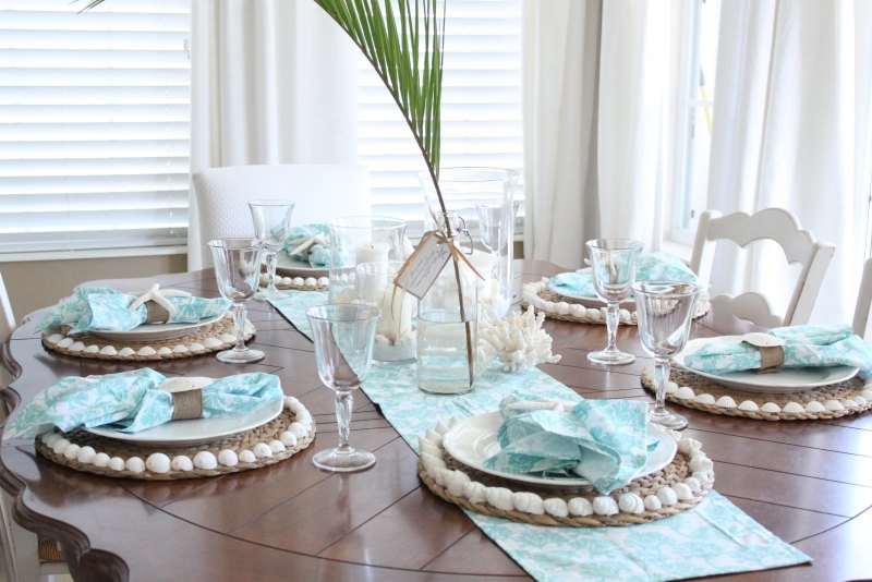 Diy Dining Room Table Centerpieces