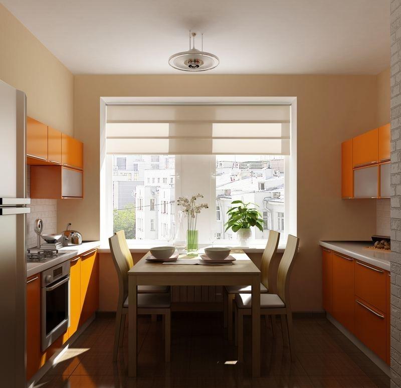 Small Kitchen European Design