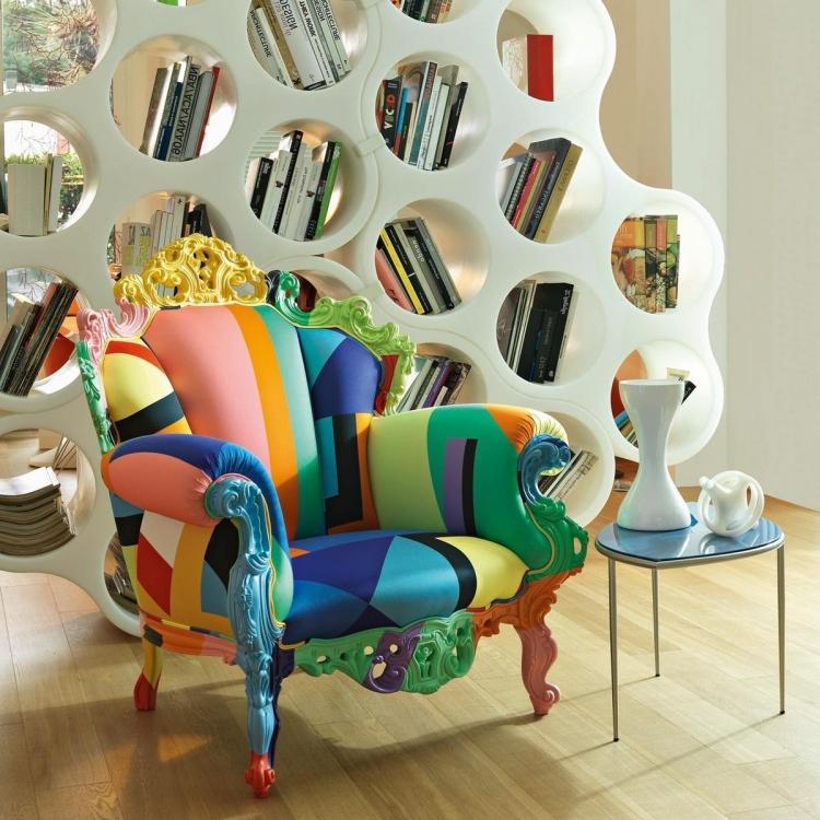 Barock Möbel modern arrangieren - 55 Ideen und Tipps