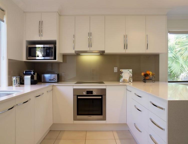 Latest U Shaped Kitchen Designs