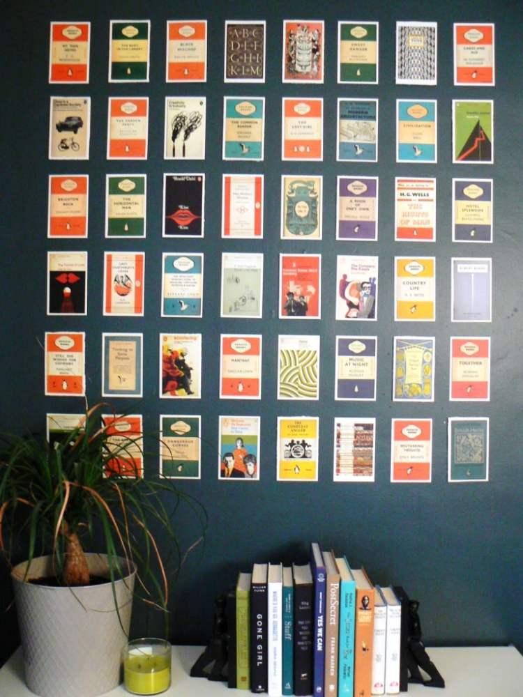 Bilder Selbst Gestalten 14 DIY Wanddeko Ideen