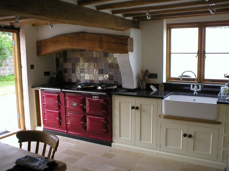Küche im Landhausstil modern gestalten - 34 Raum Ideen