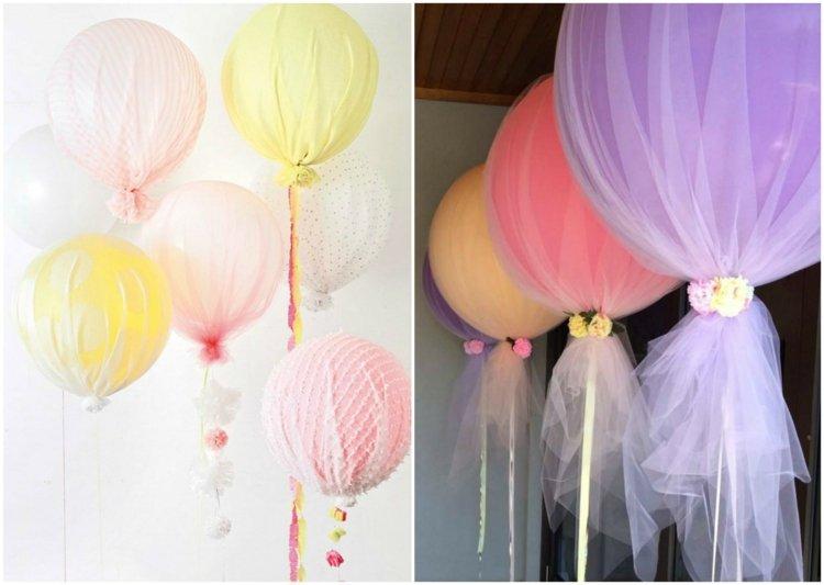 Basteln Mit Luftballons 11 Dekoideen Zum Selbermachen