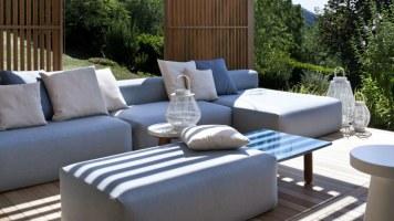 Gartenmöbel und Pergola Design von Exteta für die perfekte ...