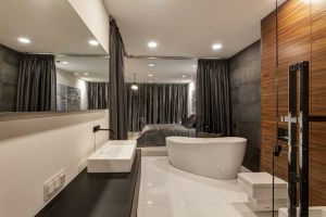 Wohnung einrichten in Grau   Modernes Apartment als ...