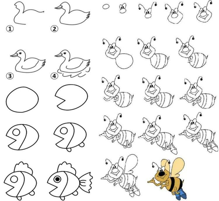 Business Symbole Einfach Zeichnen Lernen Neuauflage Buch