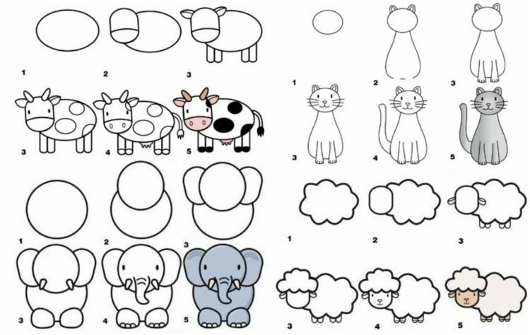Anleitungen Minions Zeichnen Lernen Fur Kinder Und Erwachsene