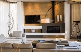 Wohnzimmer ohne Wohnwand   Ideen und Alternativen zur ...