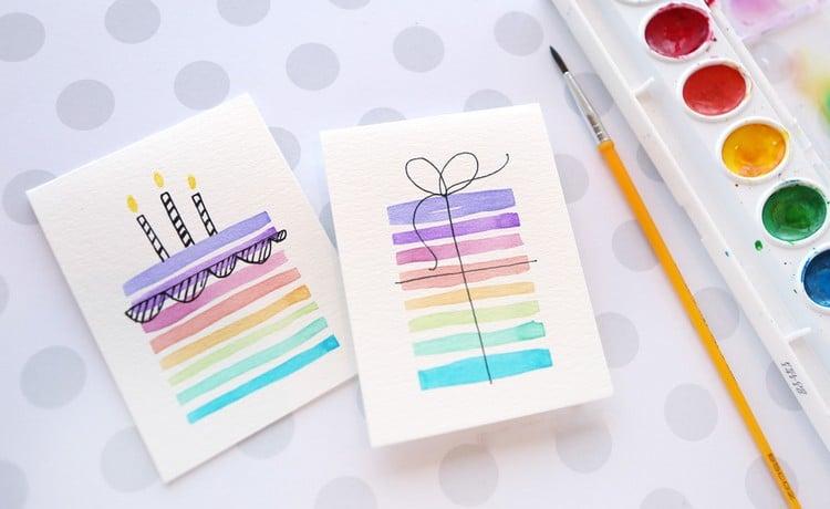 Susi S Basteltipps Geburtstagskarte Nicht Nur Fur Kinder