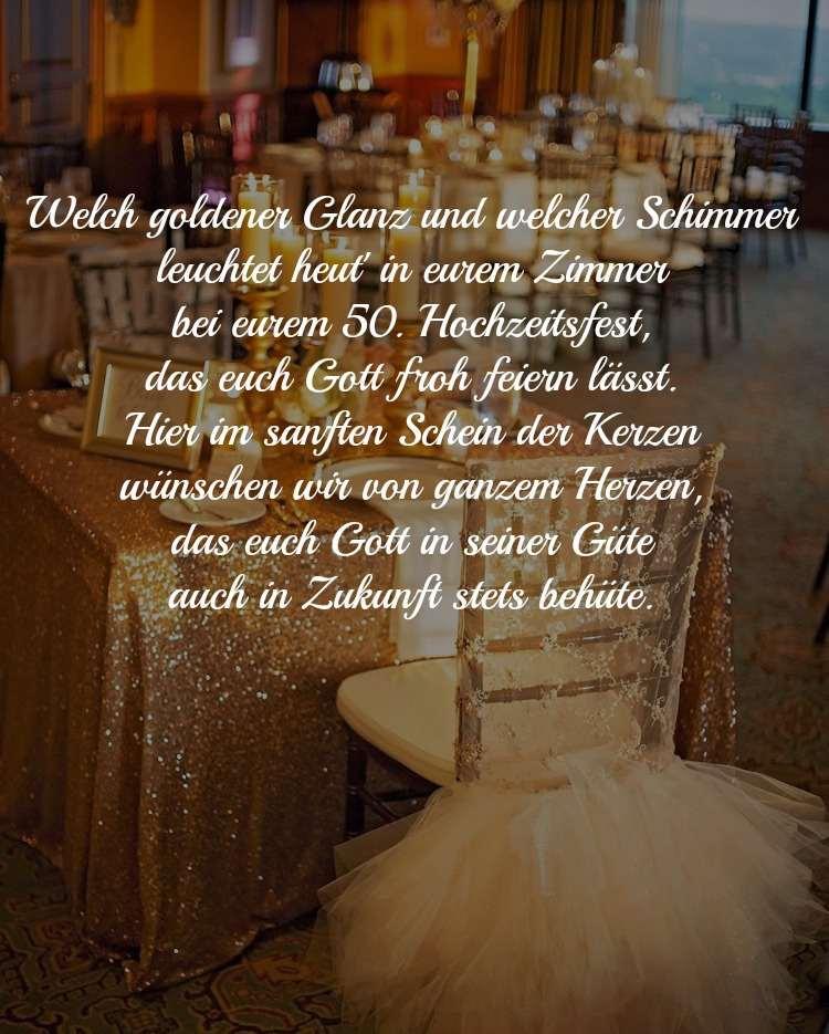 Gluckwunsche Zur Goldenen Hochzeit Texte Gratulation Und Wunsche