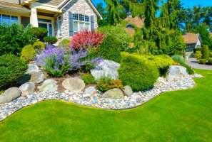 Vorgarten anlegen – Ideen und Tricks zur pflegeleichten ...