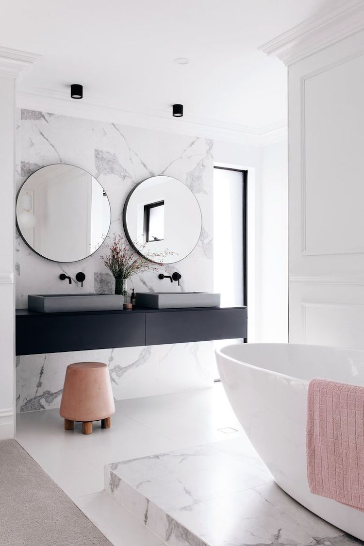 Badezimmer Trend Aus Pinterest Waschbecken In Szene Setzen