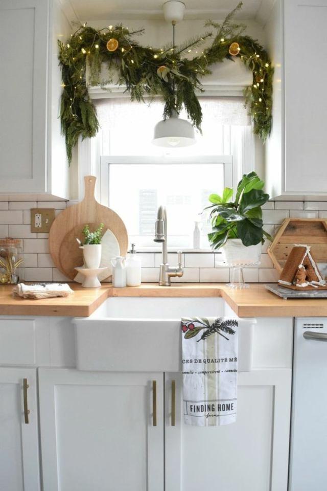 Sie möchten die Küche weihnachtlich dekorieren? Hier ein paar tolle Ideen!