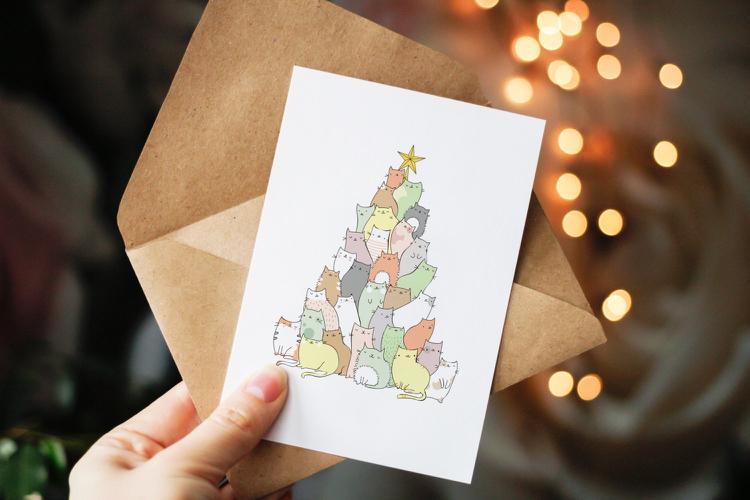 Keine Ideen Fr GrusskartenLustige Weihnachtskarten