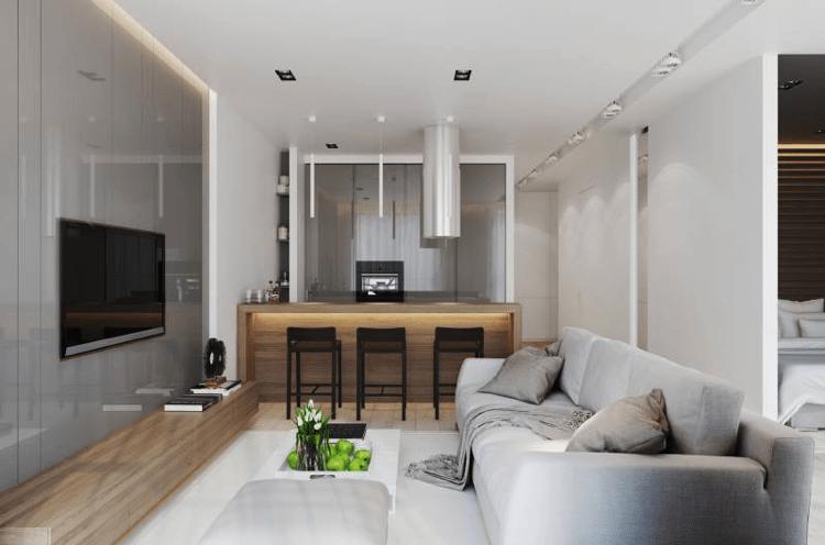 Mit diesen Tipps können Sie ein 20 qm Wohnzimmer stimmig einrichten!
