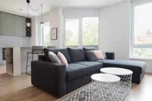 Wohnung modern einrichten Skandinavisches Interieur in ...