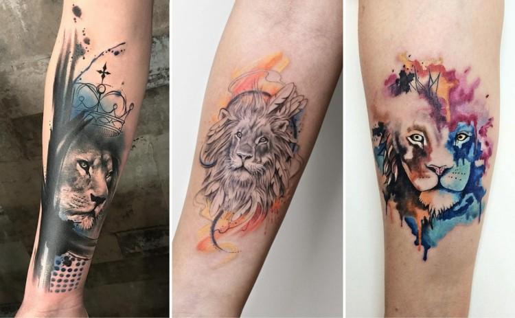 Unterarm Tattoo Die 75 Besten Motive Fur Frauen Manner