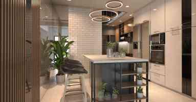 Skandinavische Küche stilvoll einrichten   50+ Ideen und ...