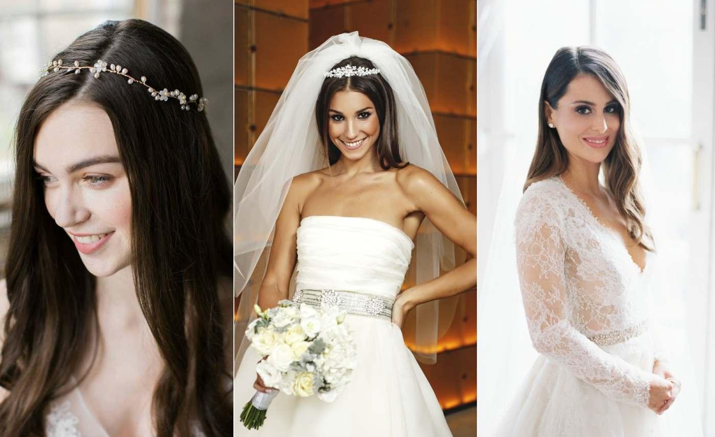 Brautfrisur Offene Haare I Inspiration In Der Bildergalerie