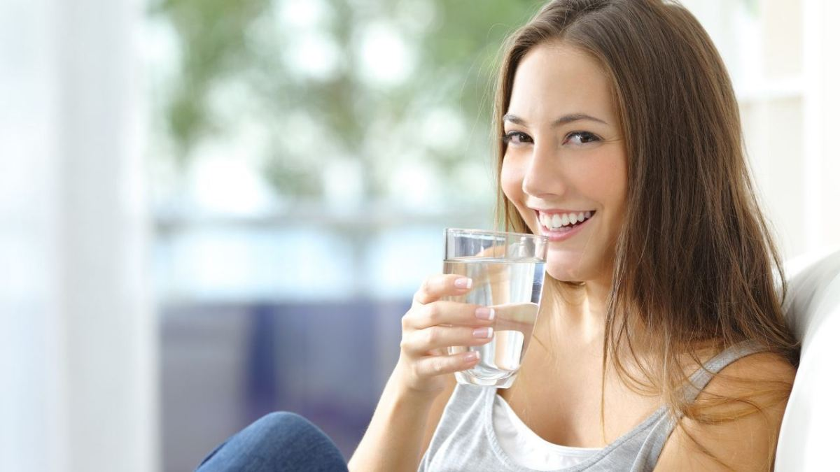tricks with the Japanese water diet