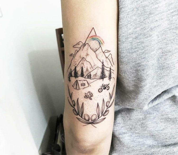 Bedeutung Mandala Tattoos Best Tattoo Ideas