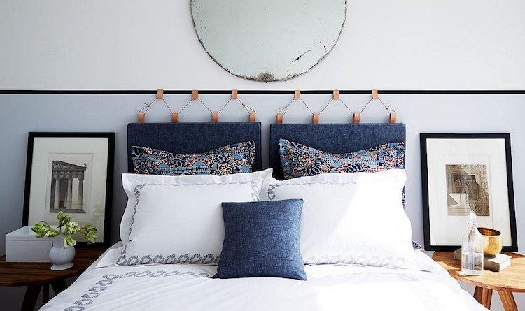 fabriquer tete de lit originale moderne fabriquer une tete de lit originale et moderne 30 idees creatives