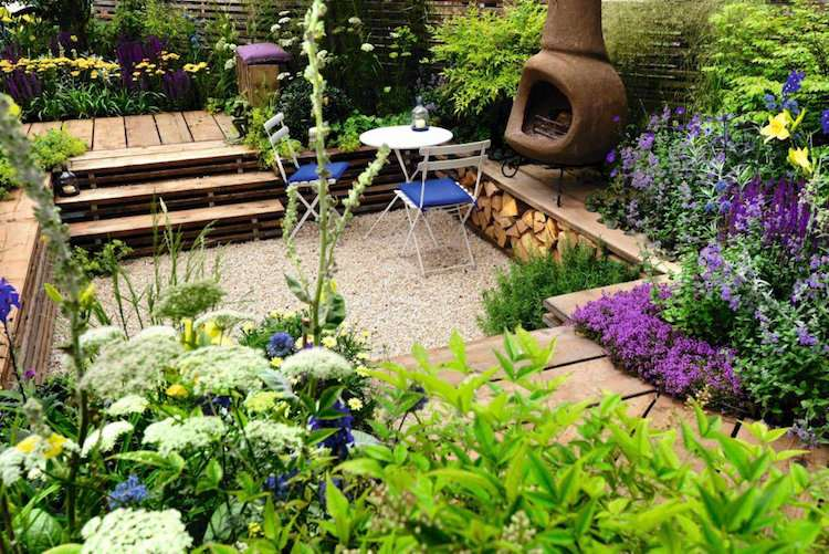 amenager petit jardin reussir structurer espace parterres sureleves comment amenager le petit jardin 18 idees inspirantes