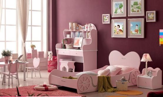 Ides Pour La Chambre De Petite Fille Mobilier Princesse