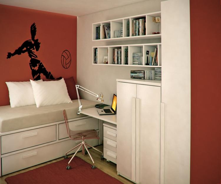 quel mobilier pour la petite chambre d