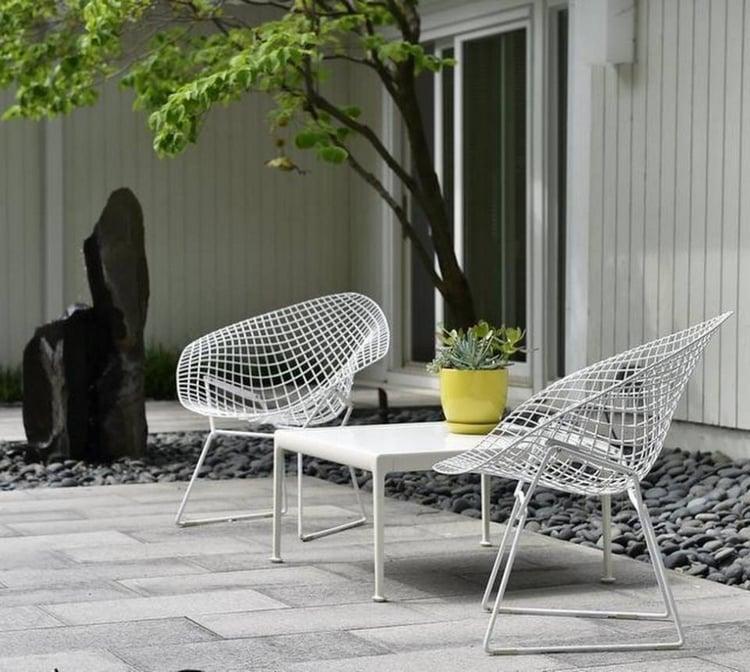 plus de 100 idees de salon de jardin en