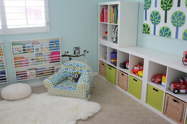 20 idees rangement pour plus d espace dans la chambre d enfant