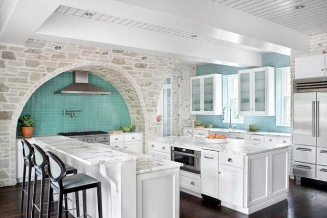 Design De Cuisine Moderne Et Ses Diffrents Styles 105 Ides