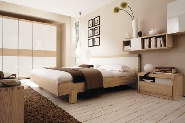 chambre a coucher pour un look moderne