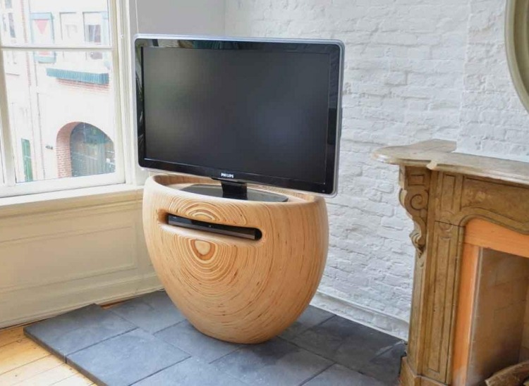 luxe dans votre salon avec un meuble