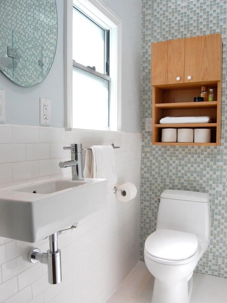 comment amenager petite salle de bain