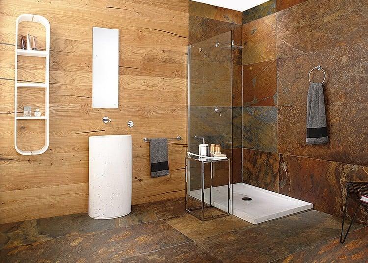 Amnager Une Salle De Bain Moderne 30 Ides Et Conseils
