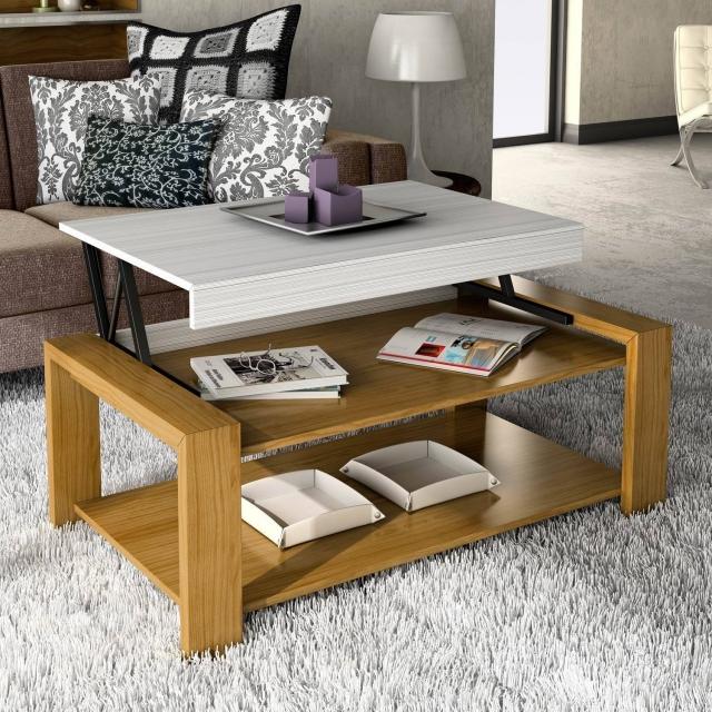 table basse relevable 25 designs