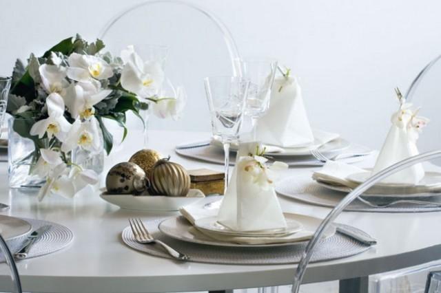 beautiful gallery of dco de table pour nol en ides originales et faciles imiter with table de noel with dco table noel