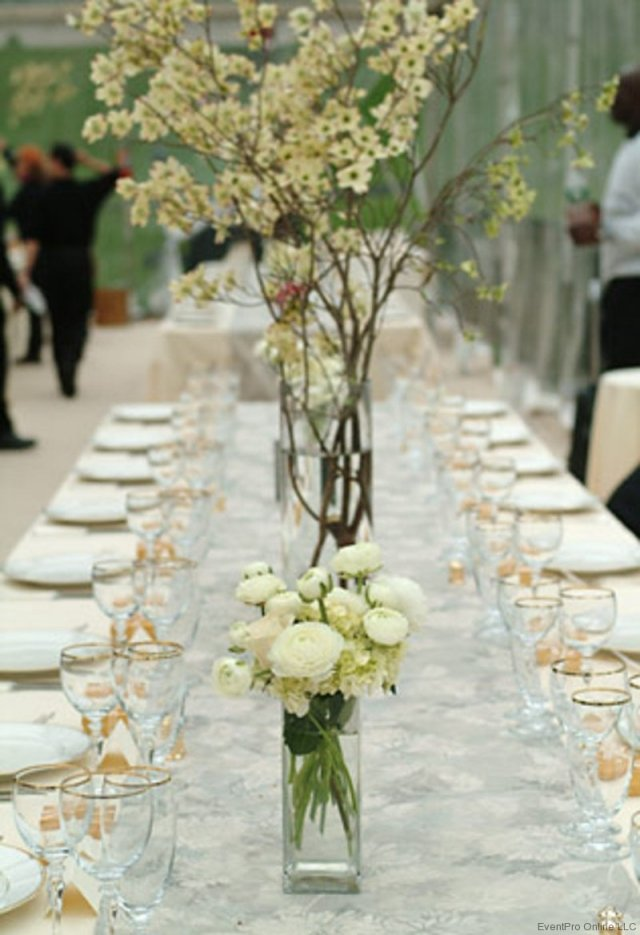 Dco Table Mariage 30 Ides Originales Trs Chic Et Faciles